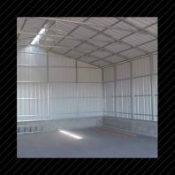 A Versatile 40x60 Garage