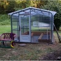 Keep your garden growing with a VersaTube greenhouse