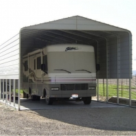 Choose the best RV Cover location