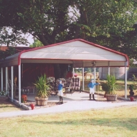 5 Things to Do with Your Carport That Have Nothing to Do with Vehicles