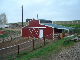Improve your Horse Boarding Business with a VersaTube Barn