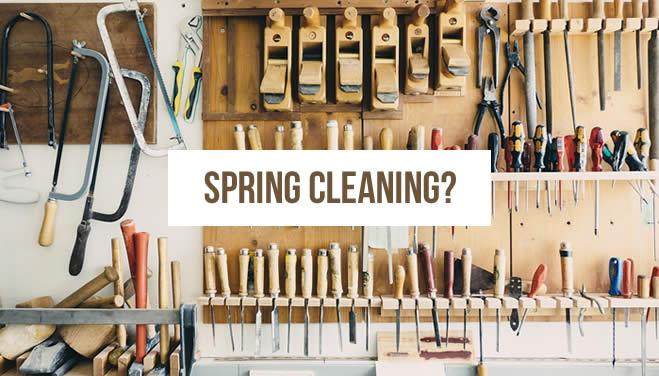 Spring Cleaning? Don't Know Where to Put All that Stuff? VersaTube has the Answer