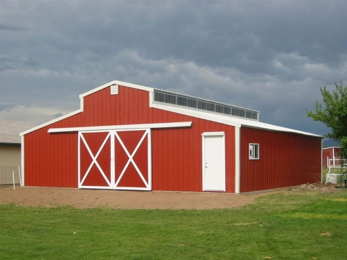 Should You Add Climate Control to Your Livestock Barn?
