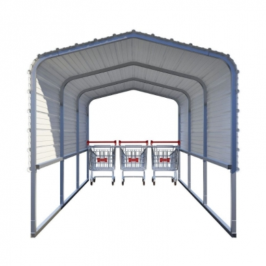 Why Your Store Needs Cart Corrals