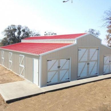 Do I need a permit to build my VersaTube barn?