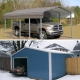 What's the Difference Between Garages & Carports?