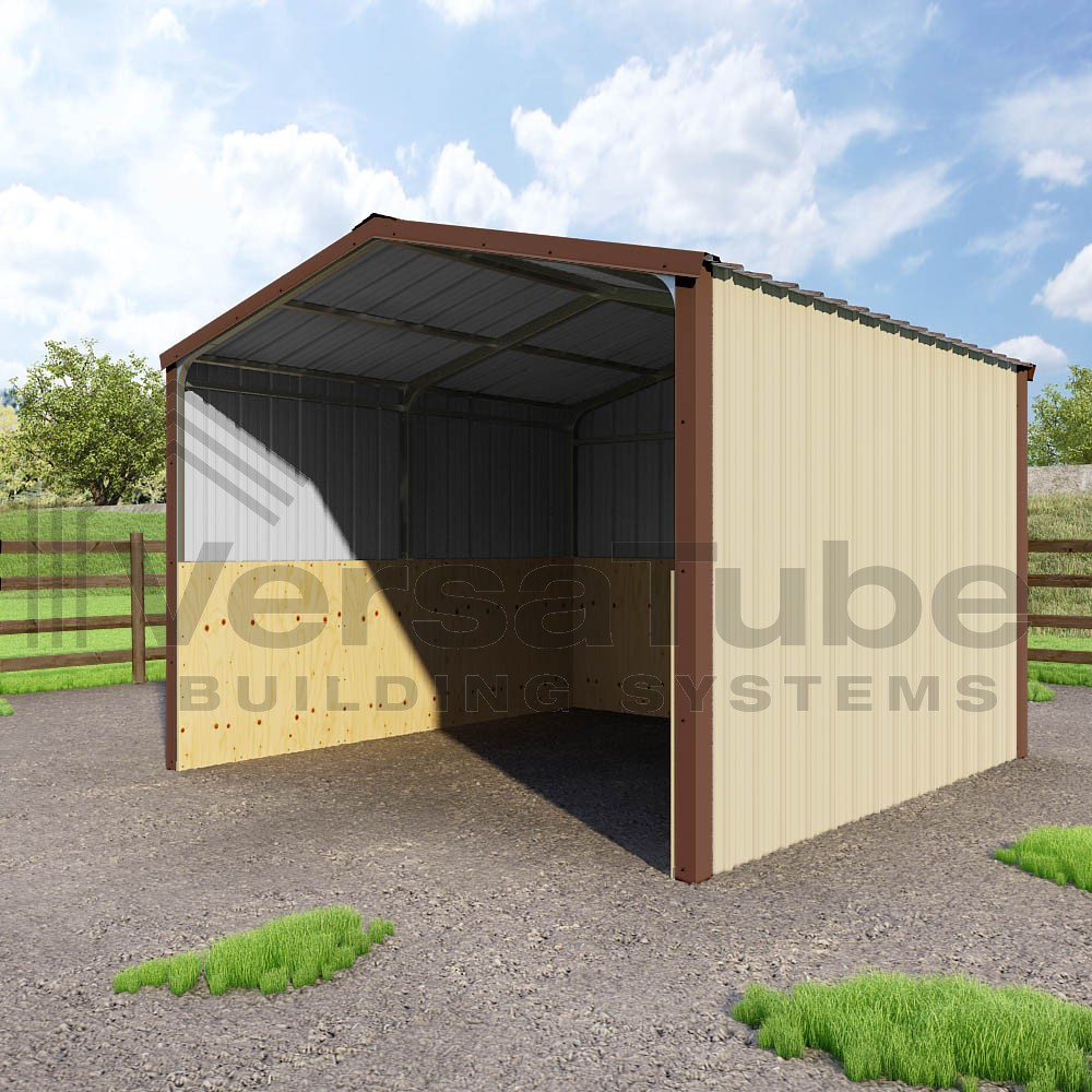 Loafing Shed 12 X 12 X 8 Barn Or Loafing Shed