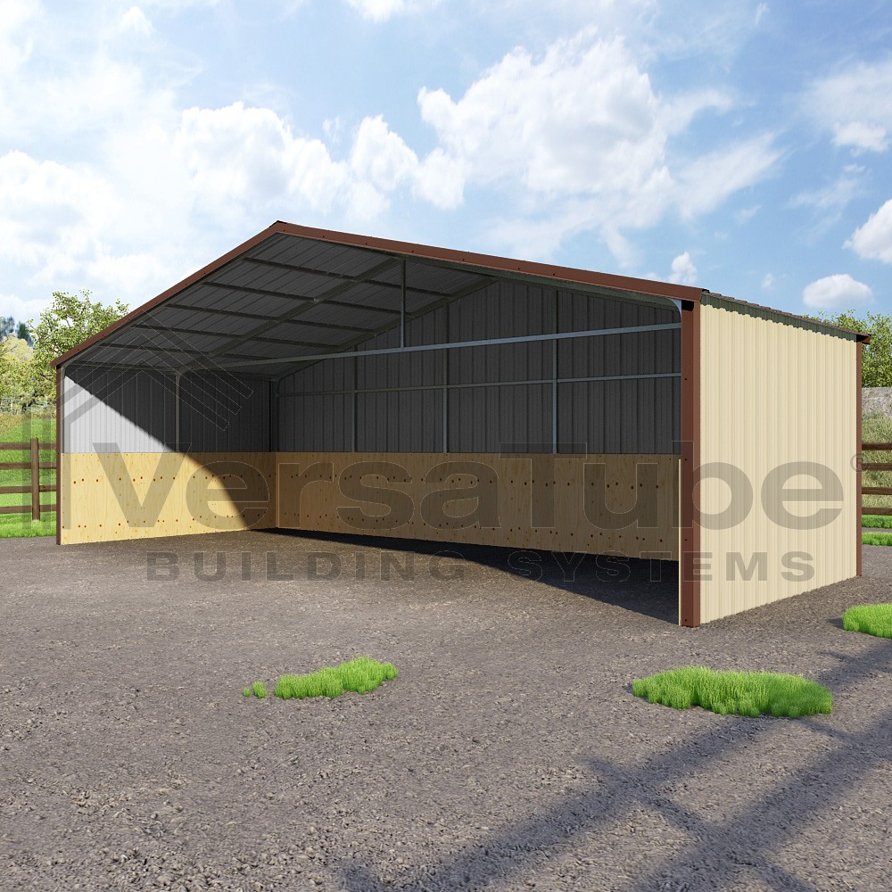 Photo Cattle Loafing Shed Plans Images