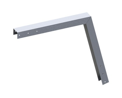 "Eave Corner Bracket for 2"" x 4"" Frame"