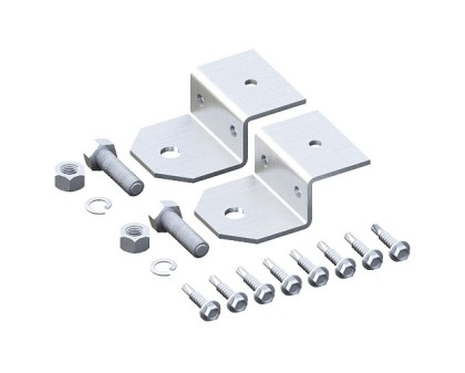 Webbed Truss Brace Bracket Set