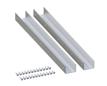 "24"" Base Post Reinforcement Bracket Set"