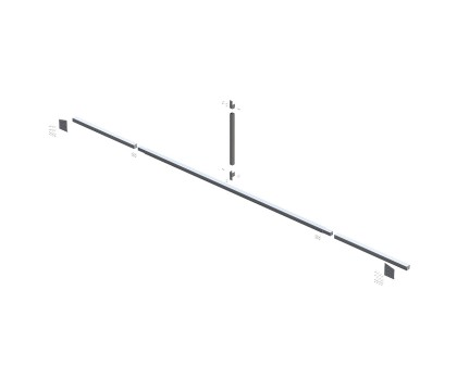 Truss Brace for 18'W Frame - Standard (Type 2)