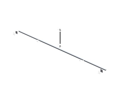 Truss Brace for 20'W Frame - Standard (Type 2)
