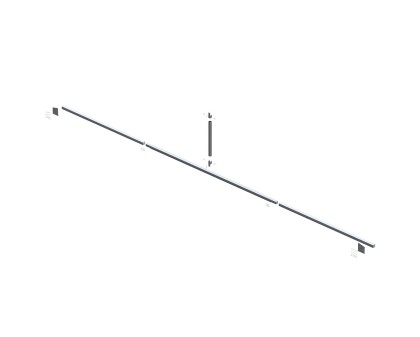 Truss Brace for 24'W Frame - Standard (Type 2)