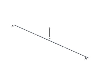 Truss Brace for 26'W Frame - Standard (Type 2)