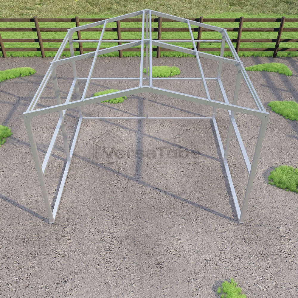 Loafing Shed - Frame Only - 12 x 12 x 8