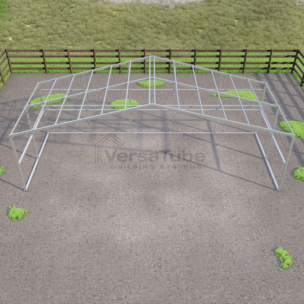 Loafing Shed - Frame Only - 30 x 12 x 8