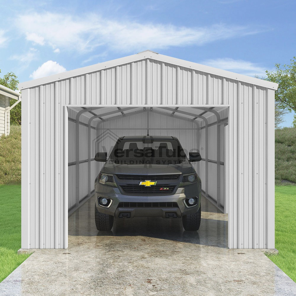 Summit Garage - 12'W x 24'L x 8'H
