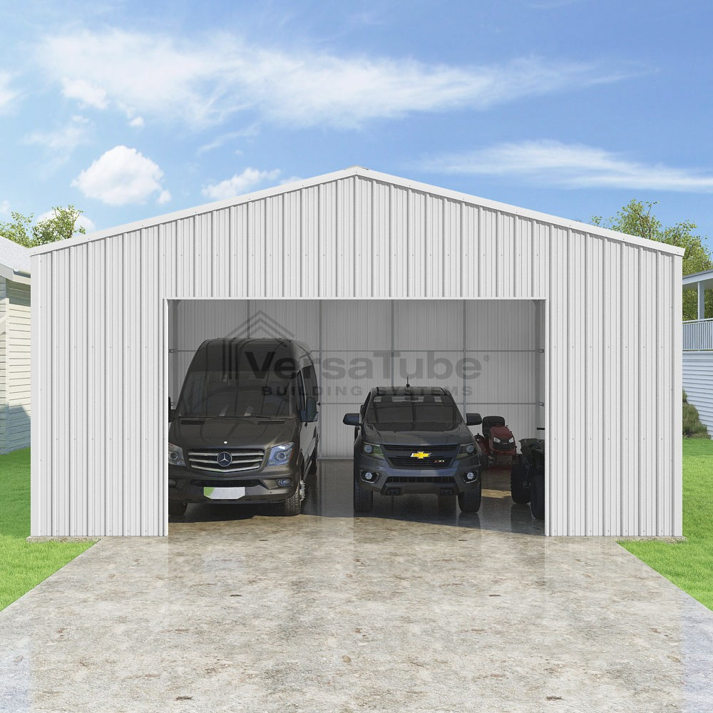 Summit Garage (2x4) - 27'W x 27'L x 12'H