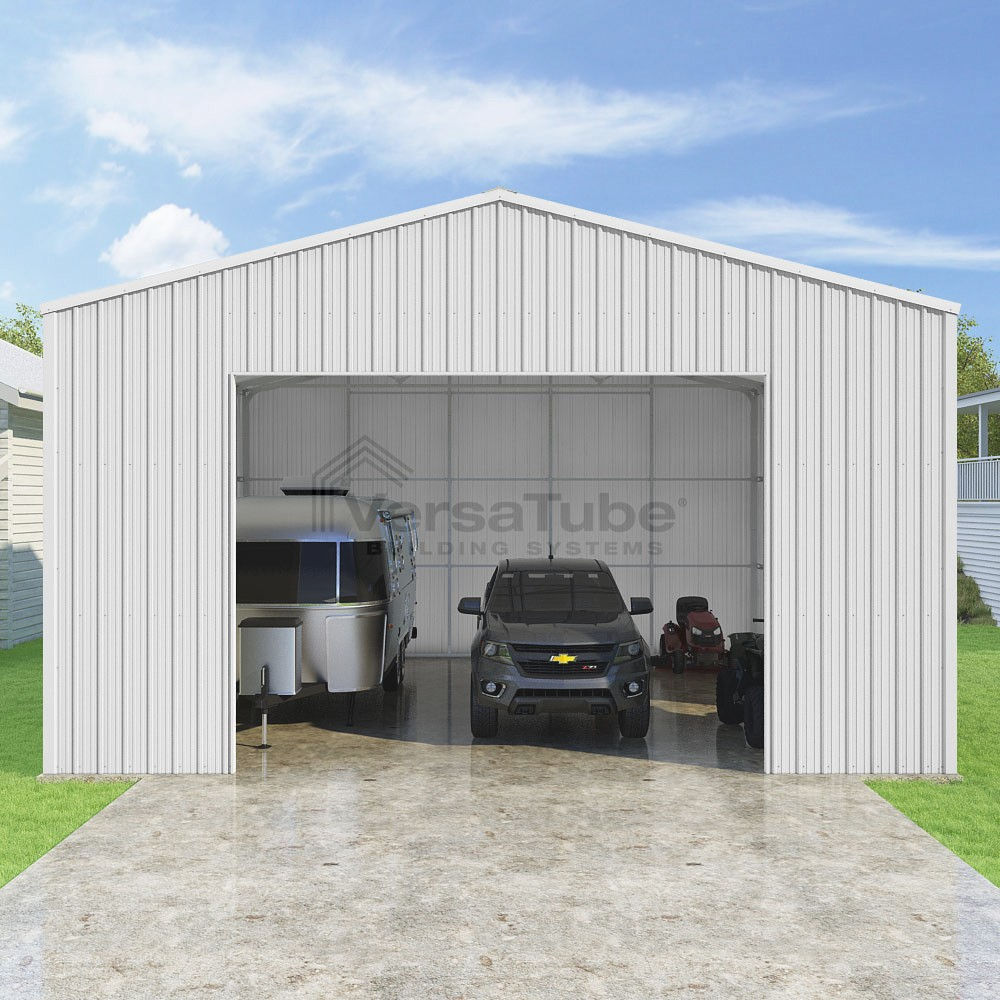 Summit Garage (2x4) - 27'W x 27'L x 14'H