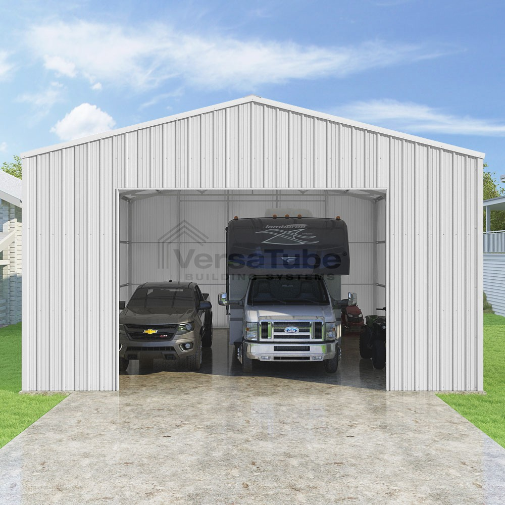 Summit Garage (2x4) - 27'W x 30'L x 14'H