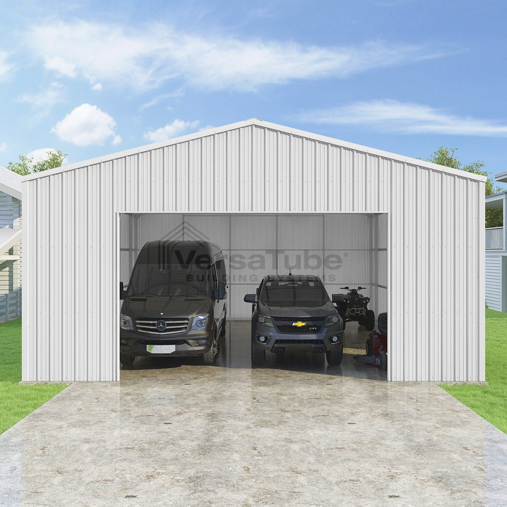 Summit Garage (2x4) - 27'W x 33'L x 12'H
