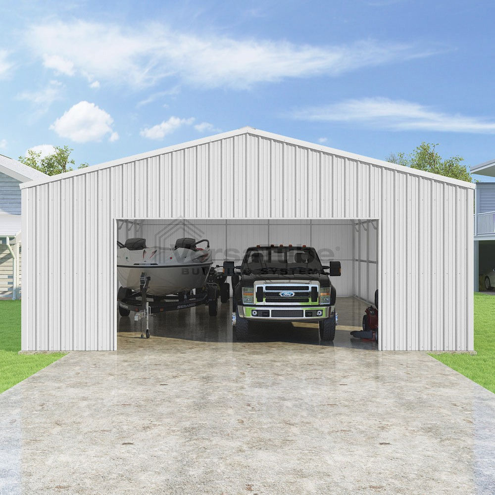 Summit Garage - 27'W x 39'L x 10'H