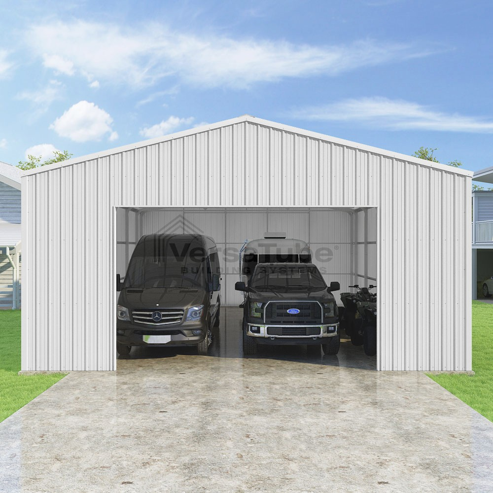 Summit Garage (2x4) - 27'W x 39'L x 12'H