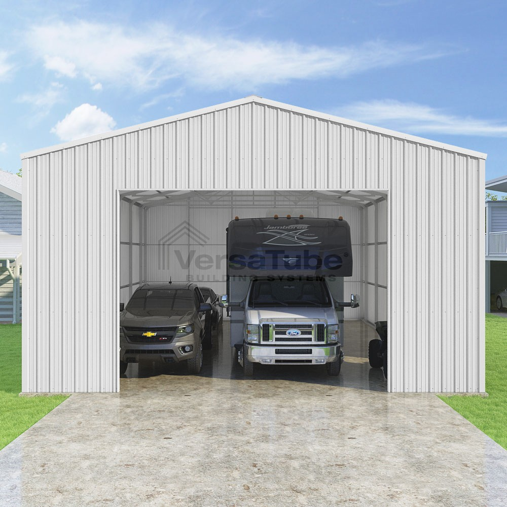 Summit Garage (2x4) - 27'W x 39'L x 14'H