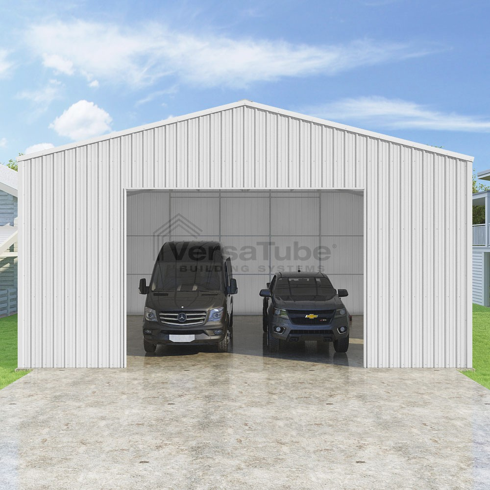 Summit Garage (2x4) - 30'W x 30'L x 14'H