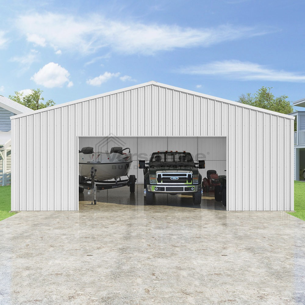 Summit Garage - 30'W x 33'L x 10'H