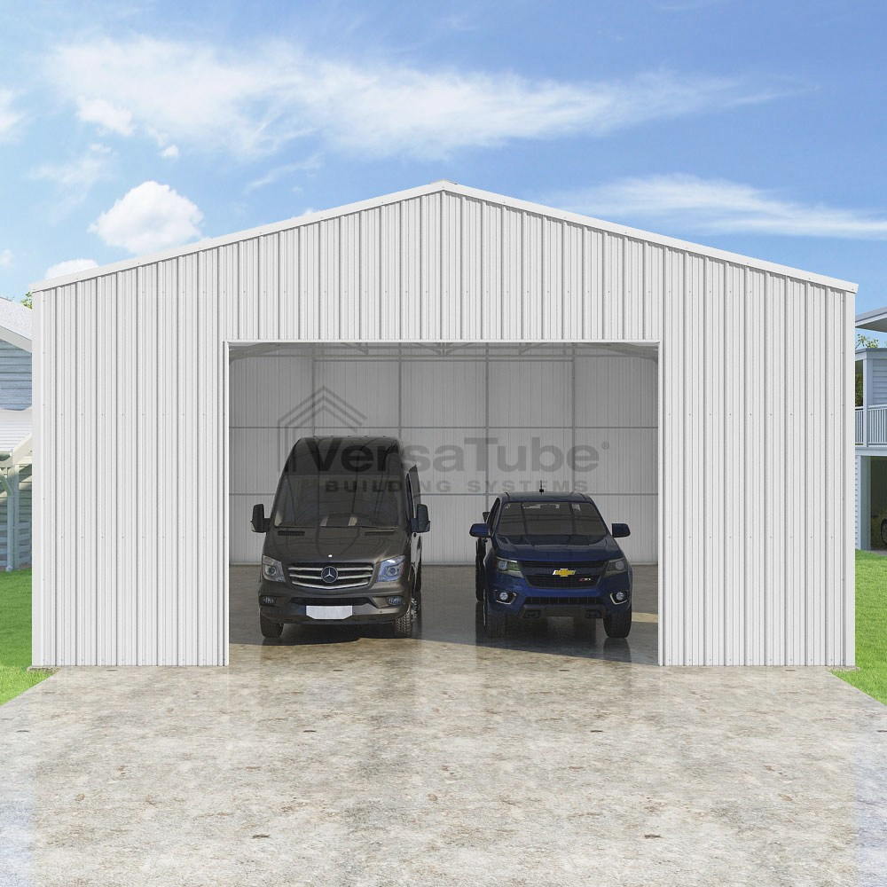 Summit Garage (2x4) - 30'W x 33'L x 14'H