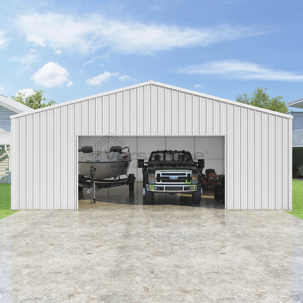 Summit Garage - 30'W x 36'L x 10'H