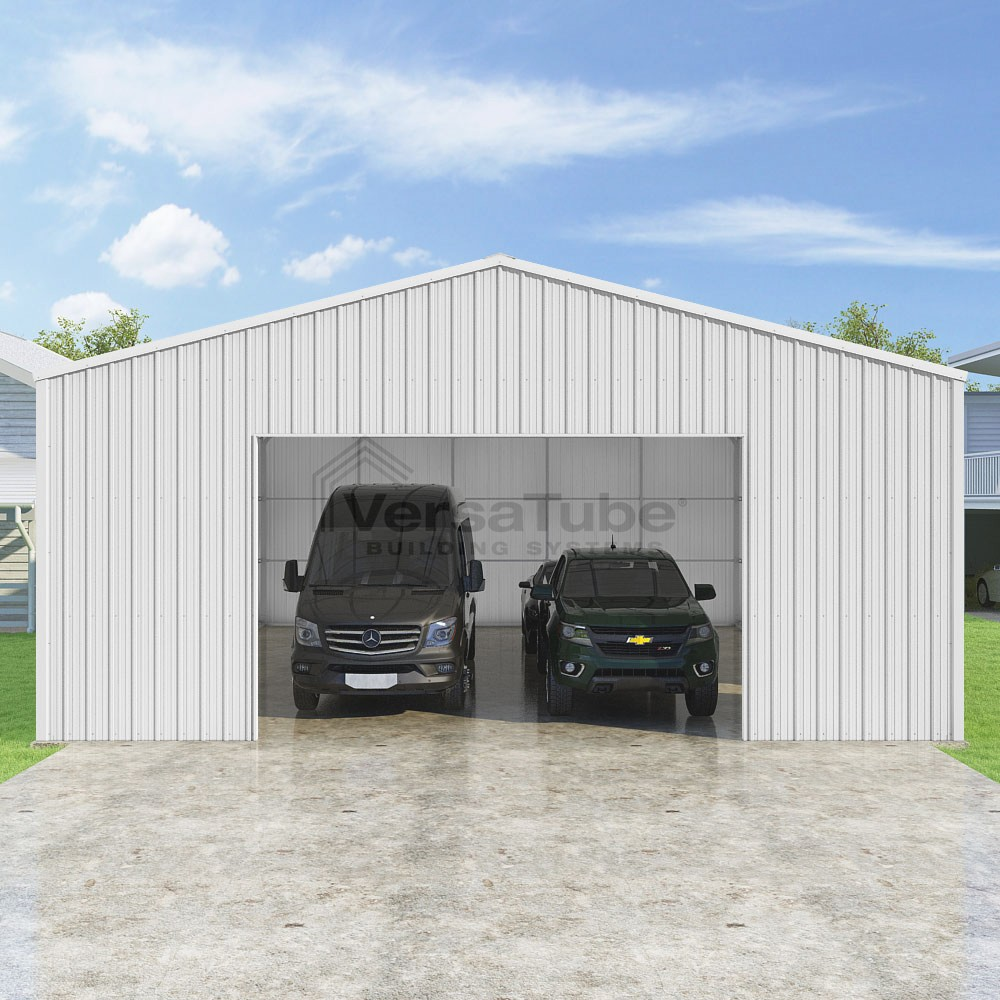 Summit Garage (2x4) - 30'W x 36'L x 12'H