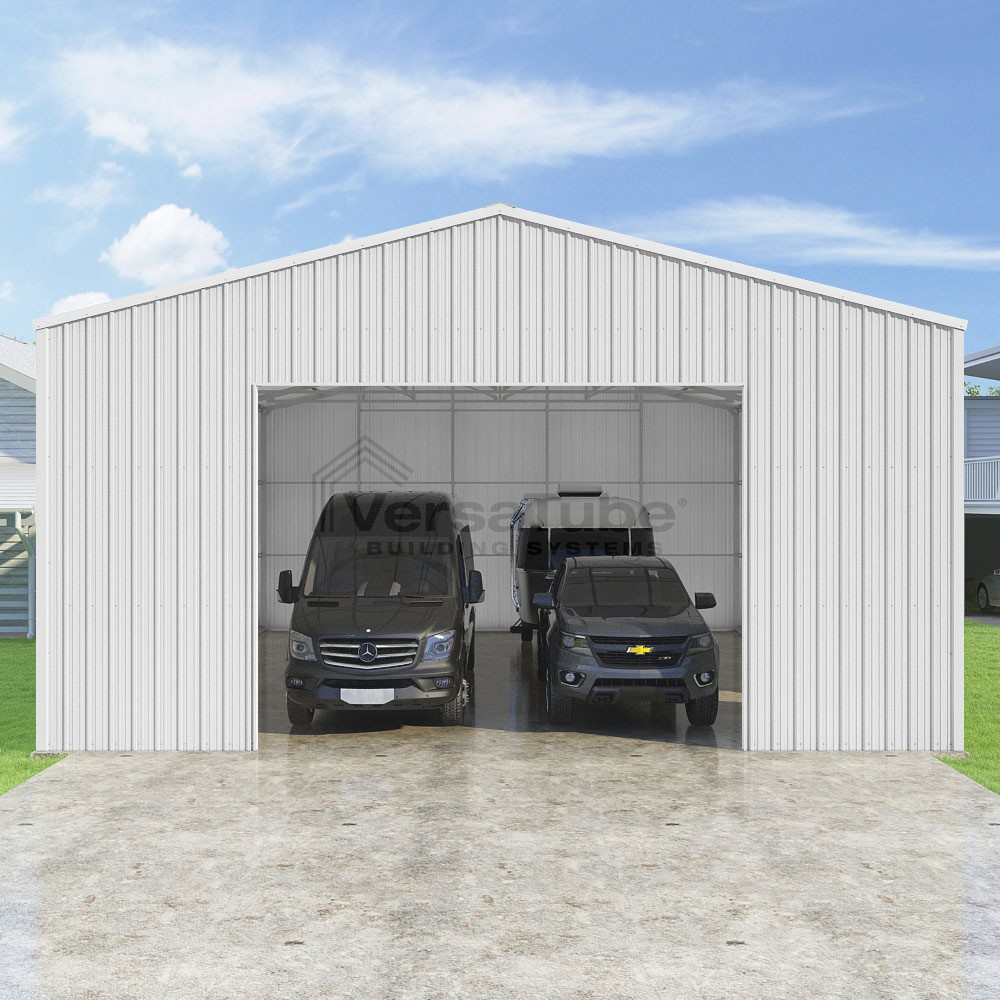 Summit Garage (2x4) - 30'W x 36'L x 14'H