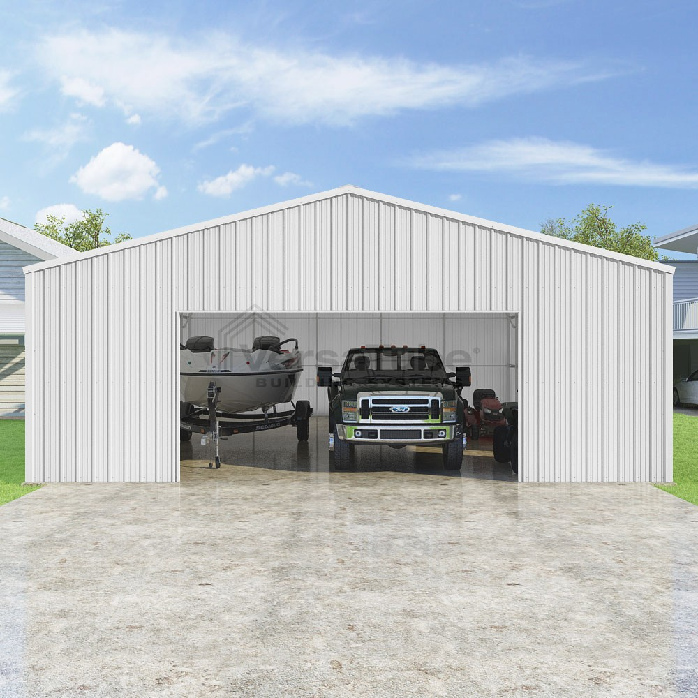 Summit Garage - 30'W x 39'L x 10'H