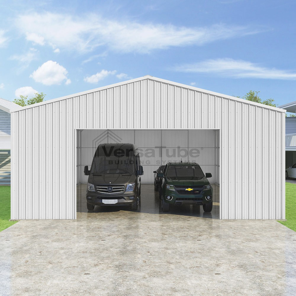 Summit Garage (2x4) - 30'W x 39'L x 12'H