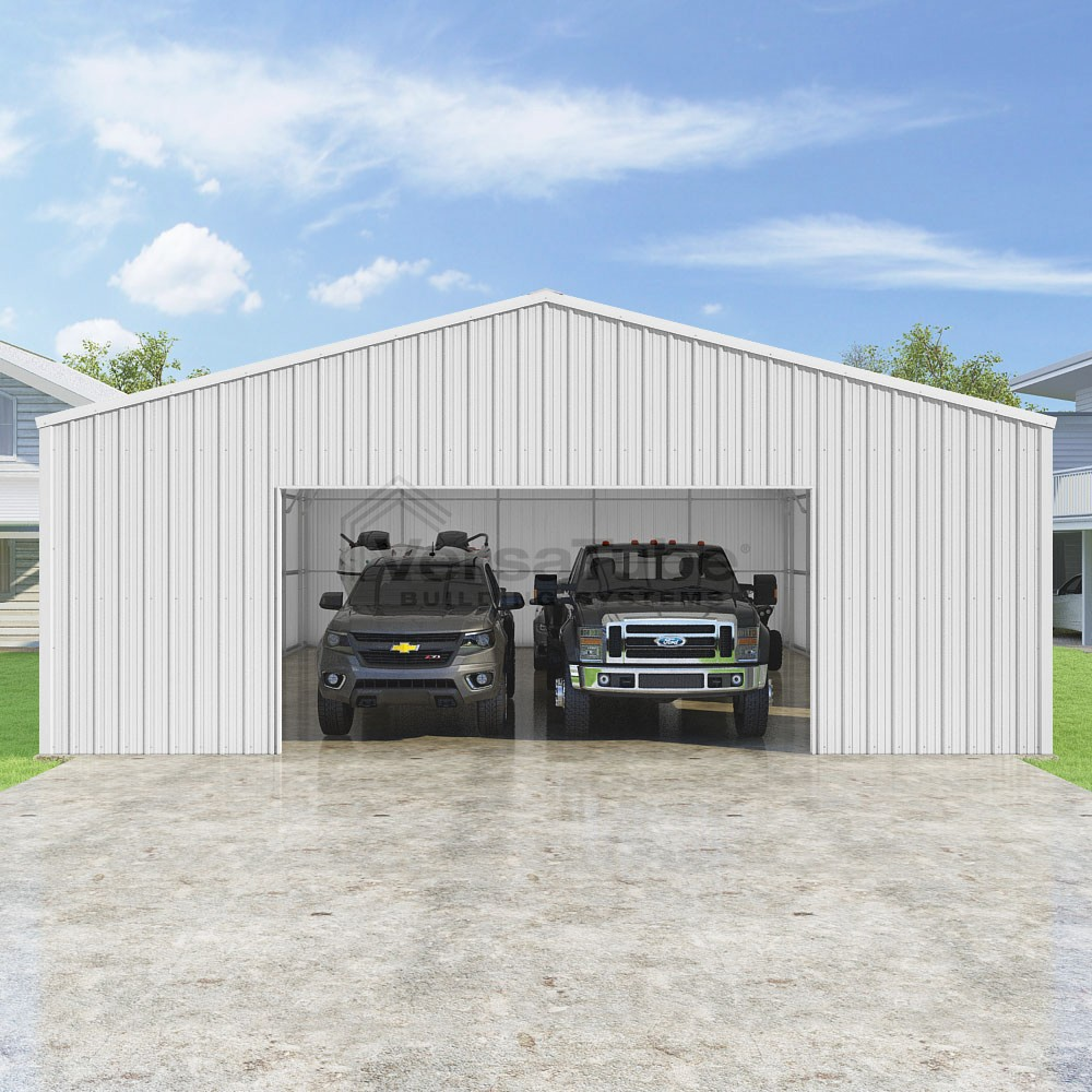 Summit Garage - 30'W x 42'L x 10'H