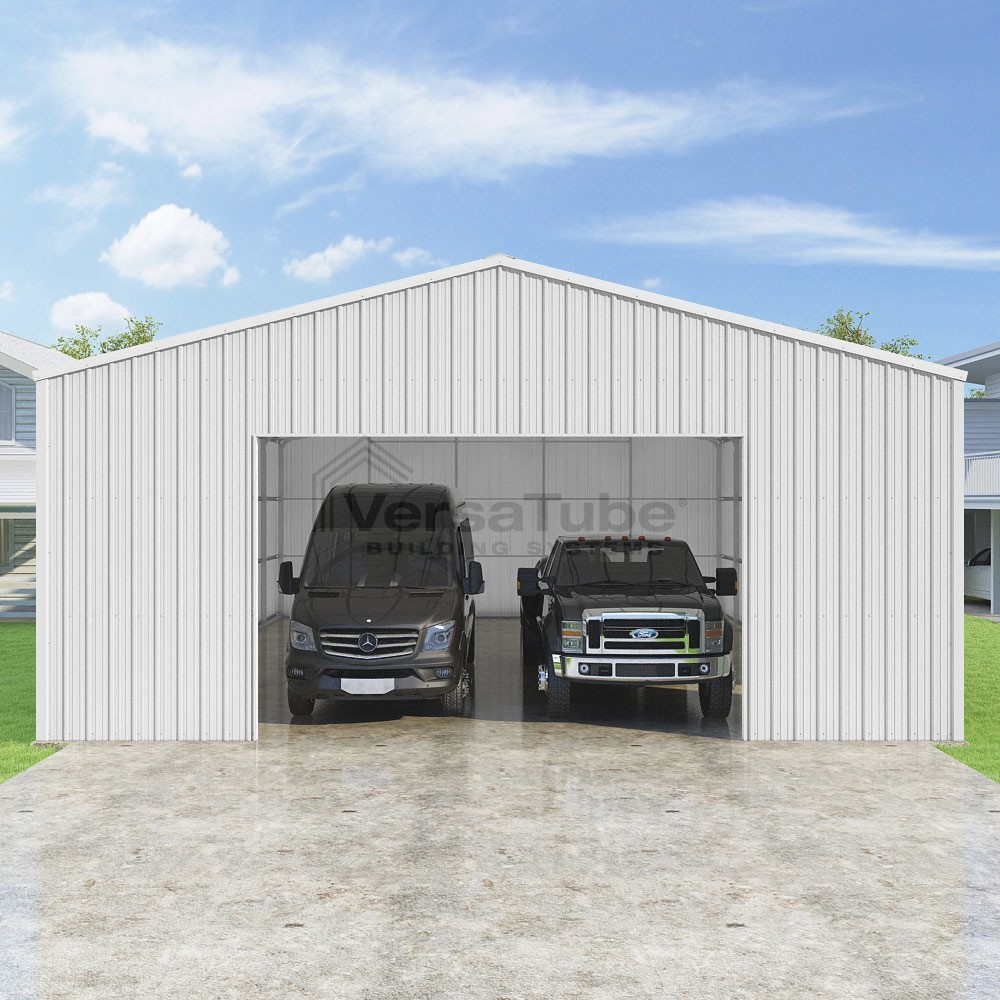 Summit Garage (2x4) - 30'W x 42'L x 12'H