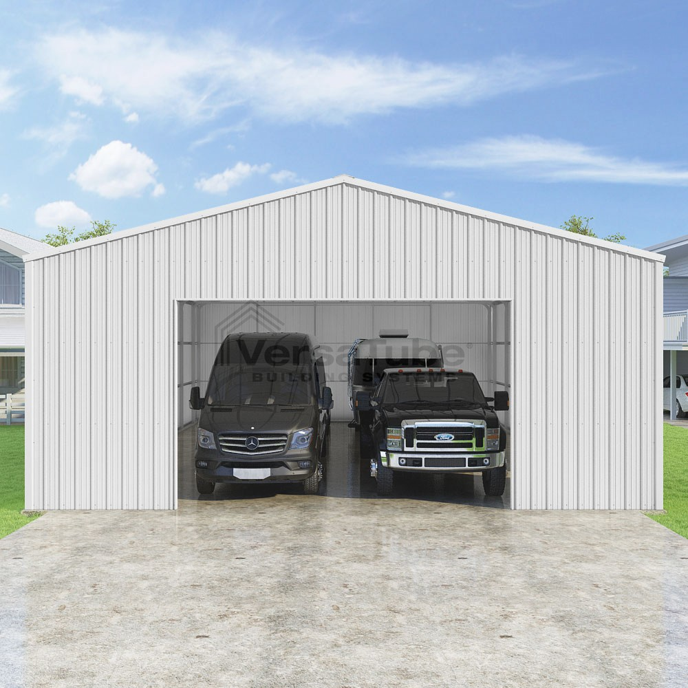 Summit Garage (2x4) - 30'W x 45'L x 12'H