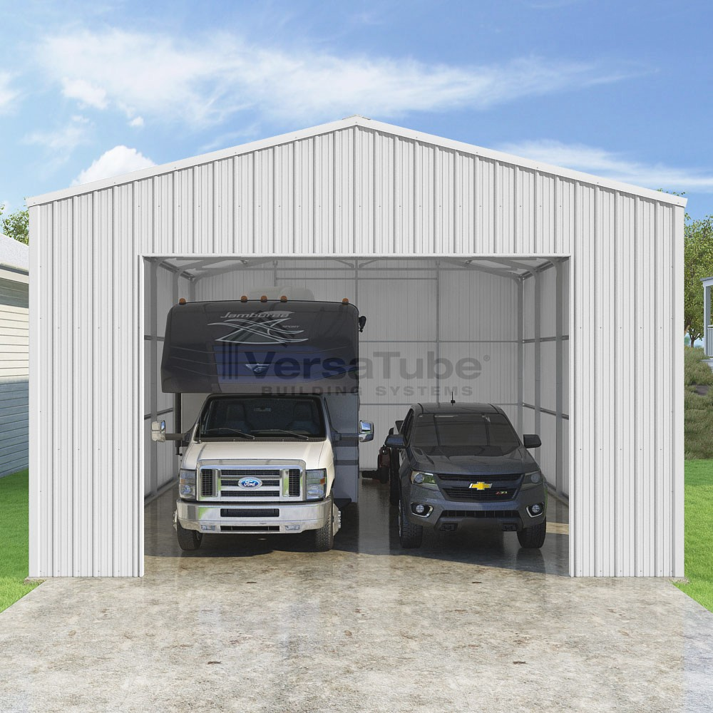 Summit Garage (2x4) - 24'W x 30'L x 14'H