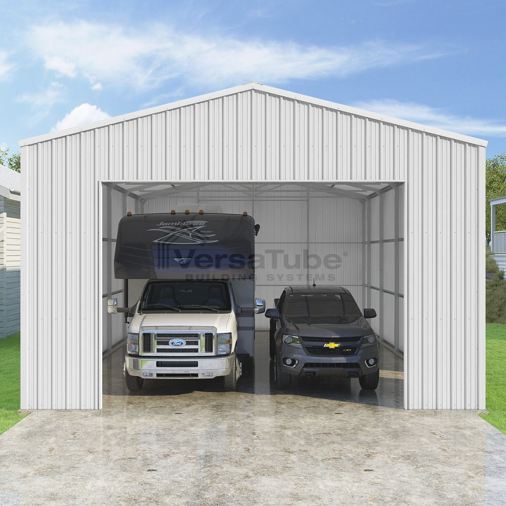 Summit Garage (2x4) - 24'W x 33'L x 14'H