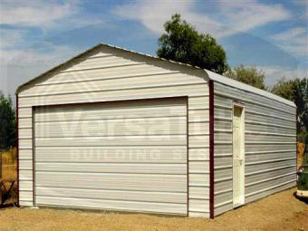 Classic Carport Frame Only 2x2 12 X 18 X 7