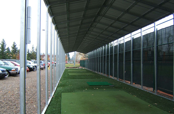 VersaTube Batting Cages
