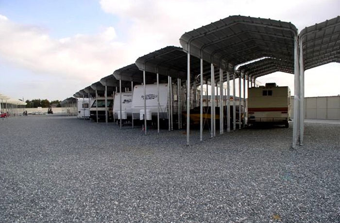 VersaTube RV Storage
